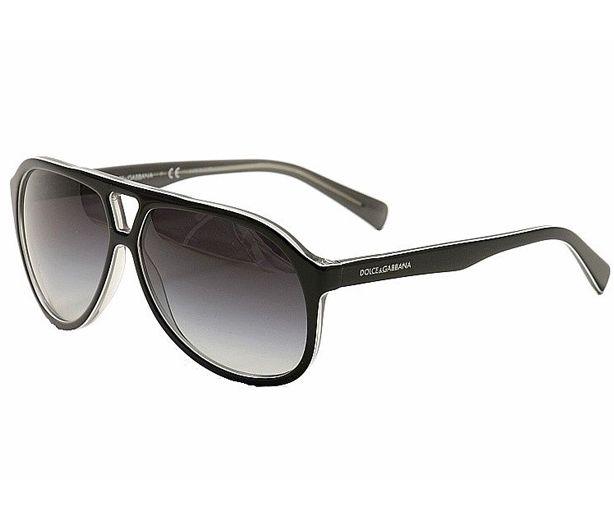b395dbfef5a5 Dolce   Gabbana Contrast D G DG4169P 4169-P 2631 8G Black Grey ...