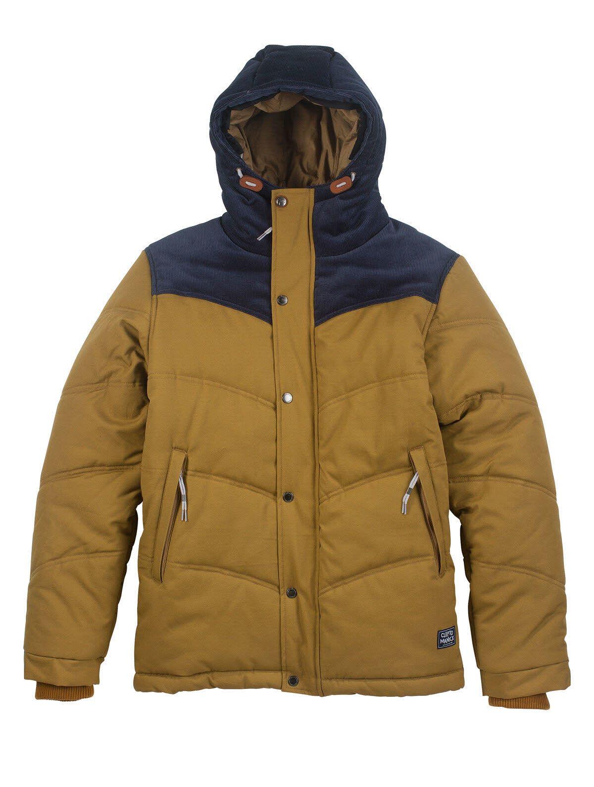Cleptomanicx Jackets Winterjacken Jacket Cc LWinter gIYfb67yv