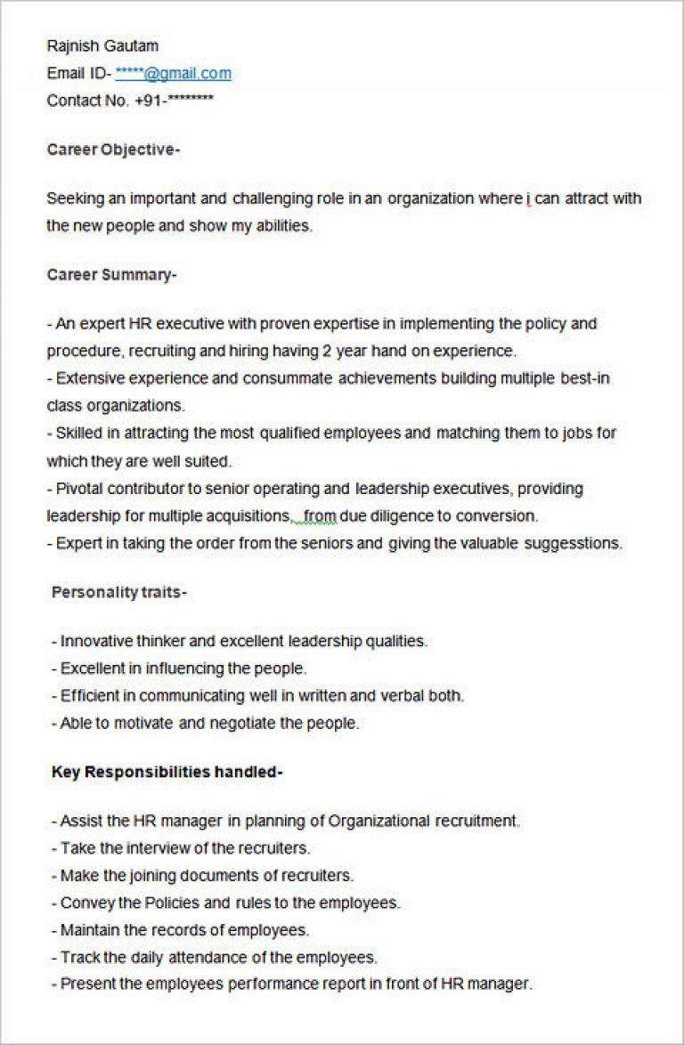 30 Cv ideas  human resources resume, resume template, resume