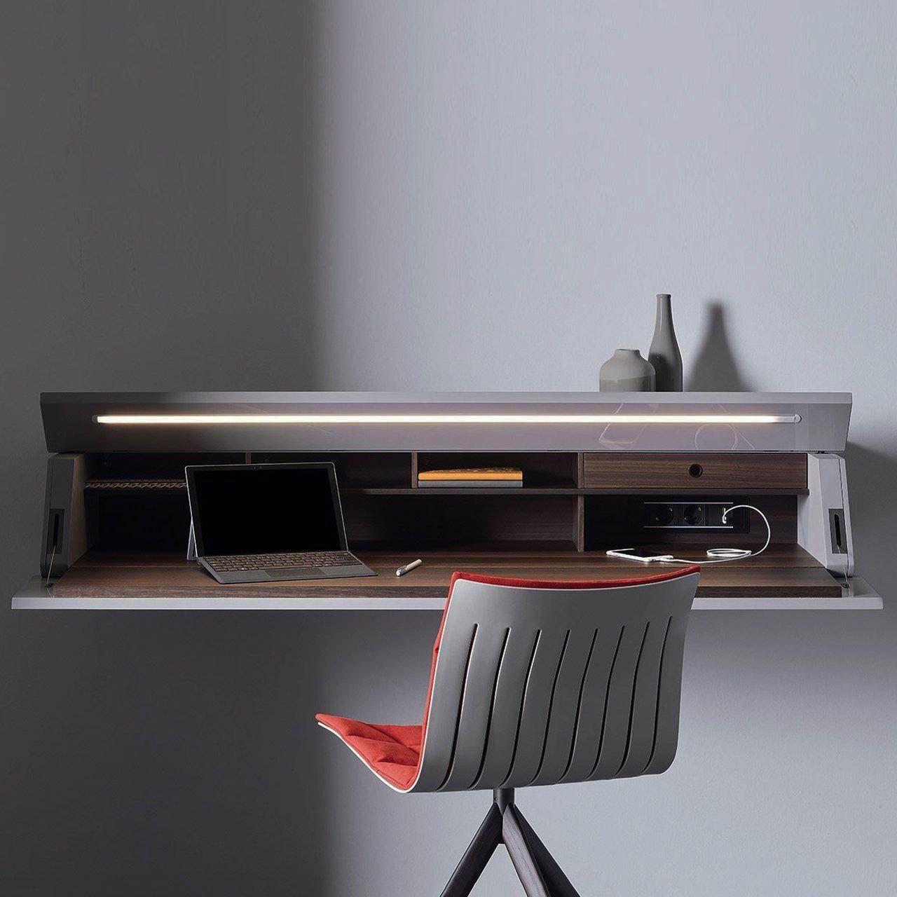 42 Spectacular Work Desk Designs For Any Sort Of Office Zeltahome Com Home Office Furniture Furniture Desk Design