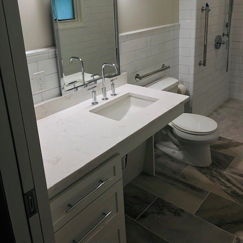 ADA ACCESSIBLE VANITIES AVAILABLE AT KITCHEN SALES in 2020 ...