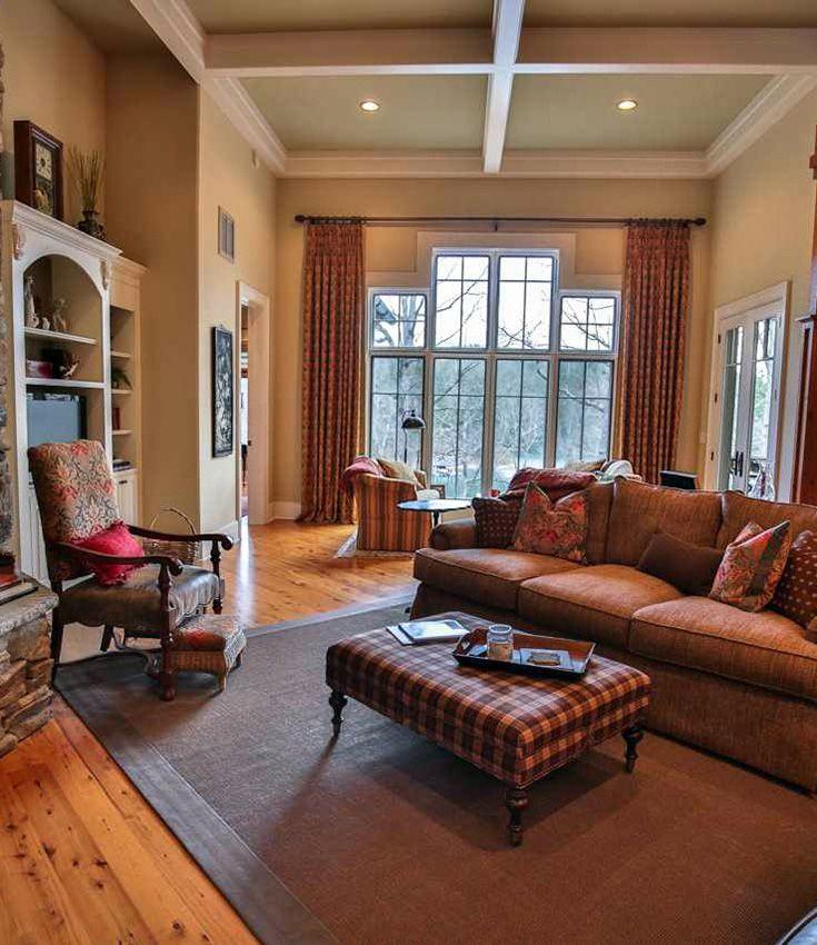 311 South Cove, Sunset SC 29685 Lake Keowee Living Rooms