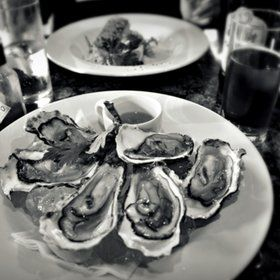 Scottish Oysters are at their best in February