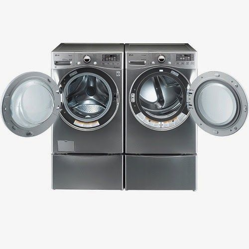 Pair Special Lg Turbo Series Ultra Capacity Laundry System Cheap Washer And Dryer Laundry System Front Loading Washing Machine