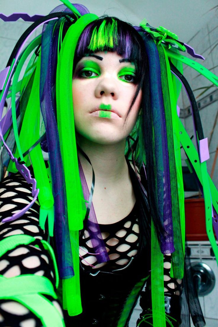 Nude cyber goth girl opinion you