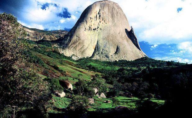 Pedra Azul - Espirito Santo - Brasil