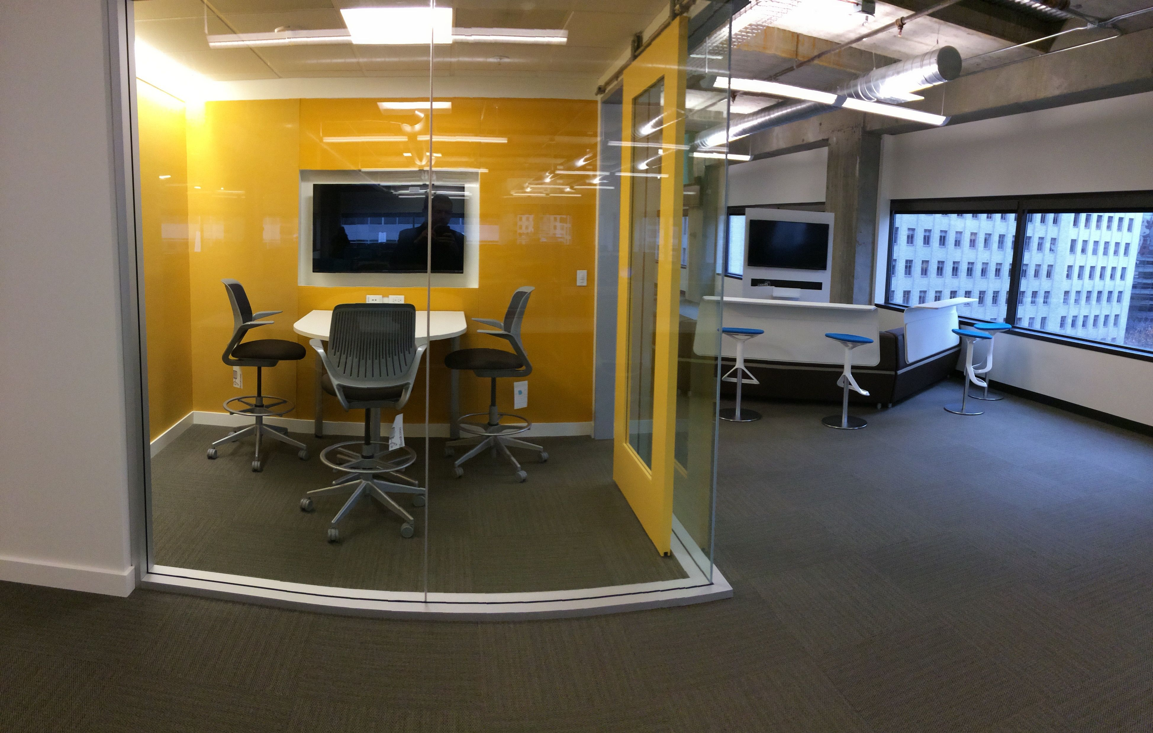 Pin by Ted Dodd Hyphn on Cool Office Spaces Cool
