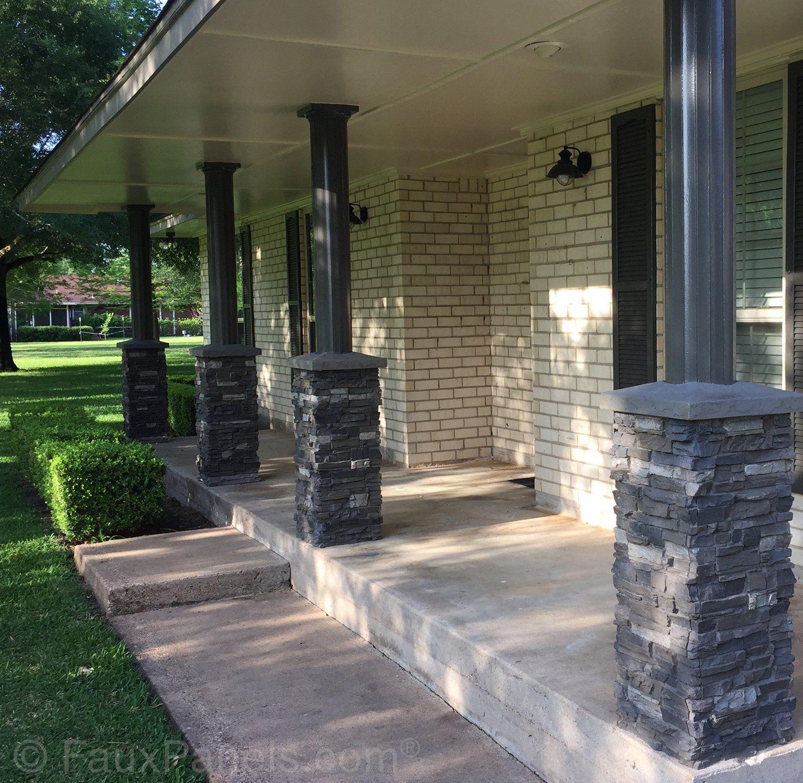 Commercial U0026 Home Renovation Ideas | Stone Siding Photos
