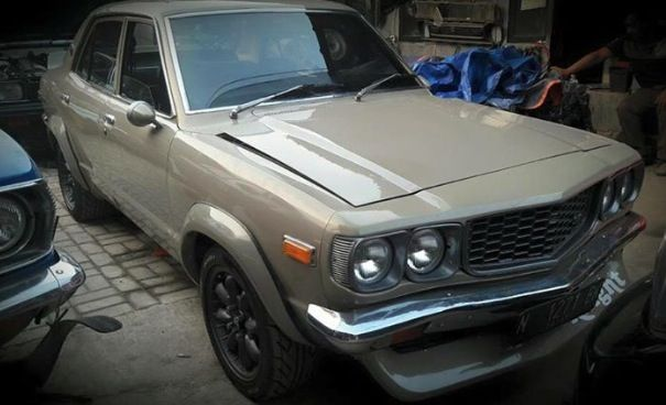 Mazda Rx 3 Rotary Engine Source Fb Muscle Car Indonesia Cars