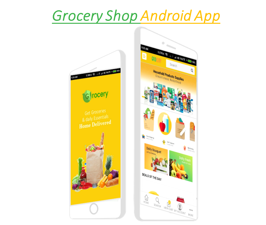 Android App (Full Applications