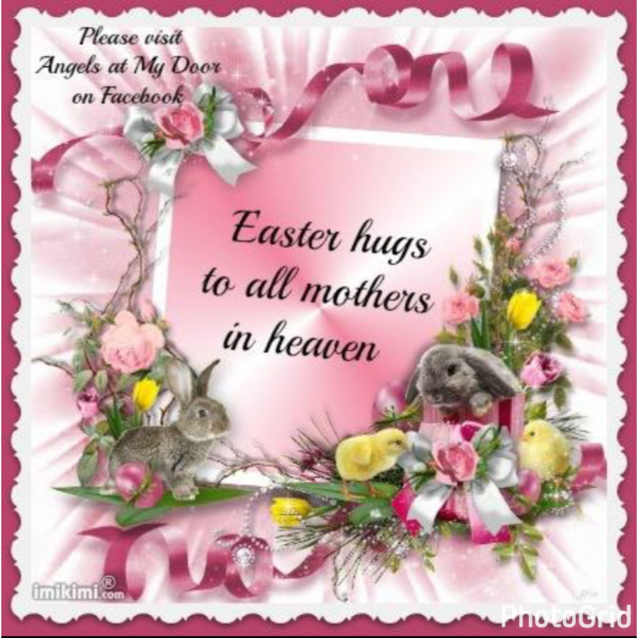 Pin by lorraine van velsor on easter cards etc pinterest wishing family a happy easter kristyandbryce Choice Image