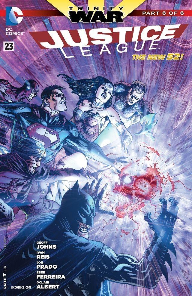 Justice League (20112016) 23 Justice league, Comics