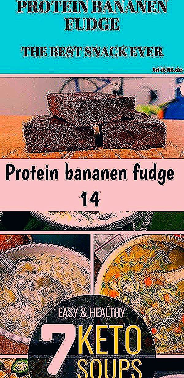#fitness #protein #food #recipe #rezept #ernährung #healthy #gesund #snack #fudge #banana Low Carb K...