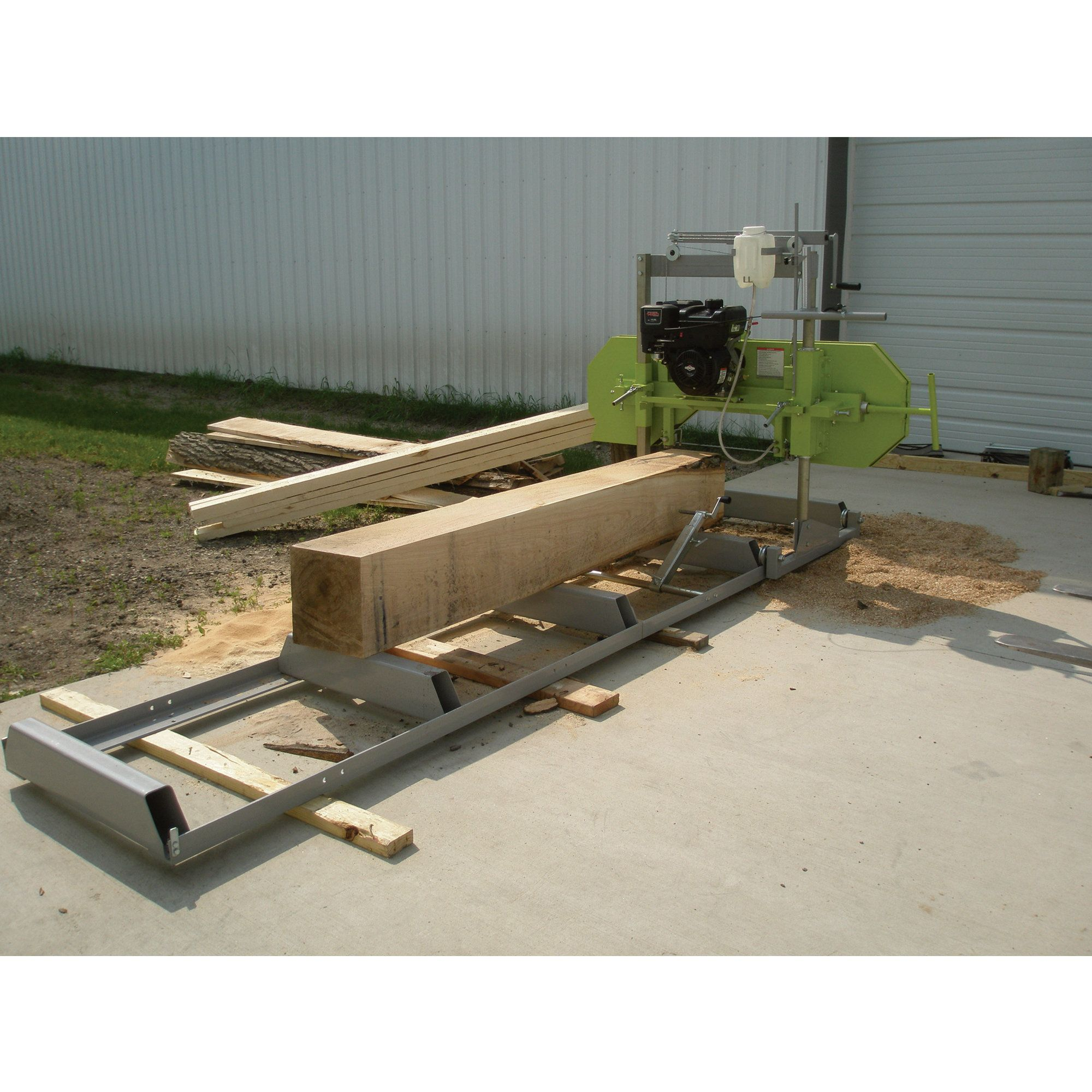 Timber Tuff Saw Mill, Model# TMW-2020SMBS   Milling and ...