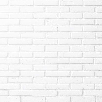 Smooth White Bricks Wallpaper Wall Decor White Brick Wallpaper White Brick Walls White Brick