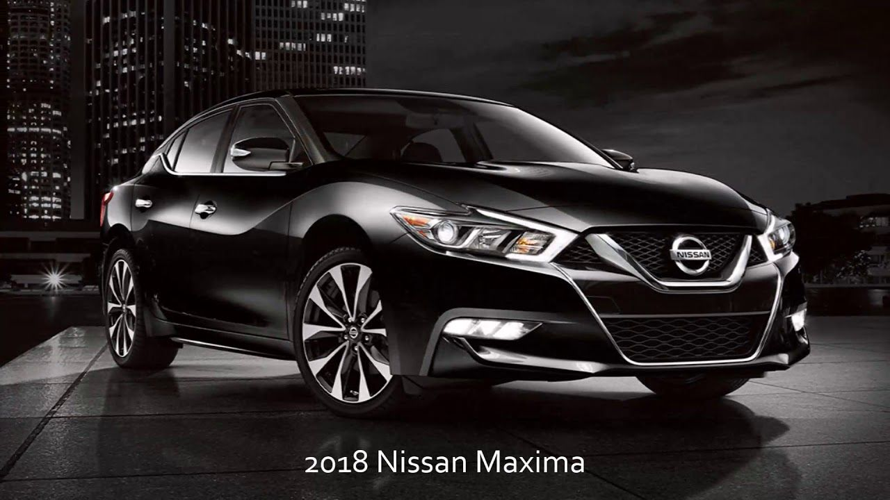 2018 Nissan Maxima From Sutherlin Nissan Serving Sanford Winter