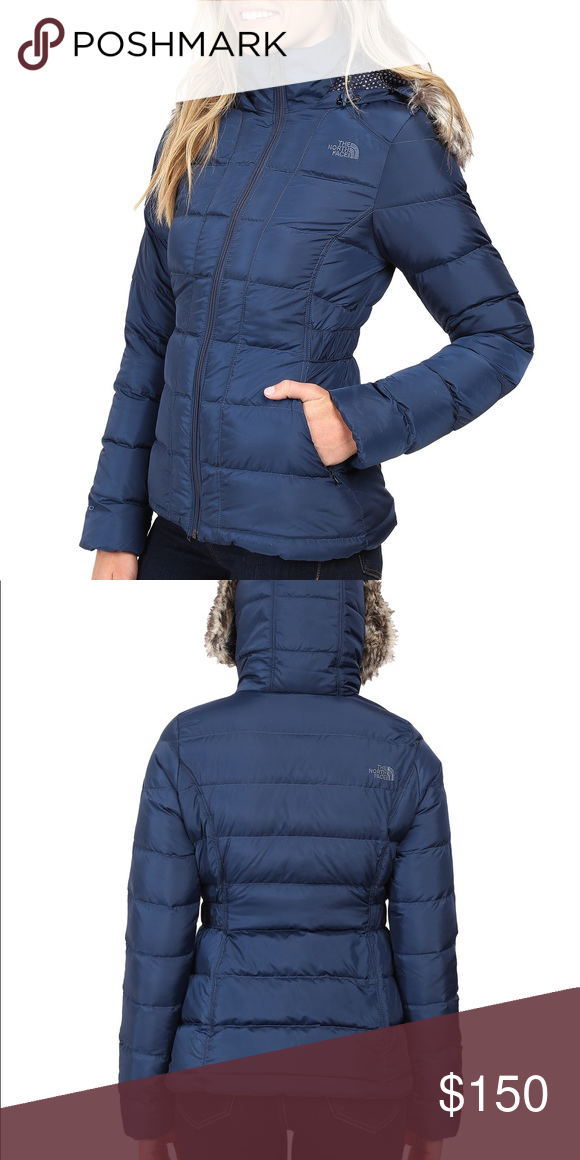 00b759abe The North Face Gotham Down Hooded Winter Jacket Authentic North Face ...