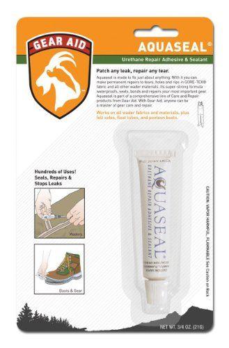Aquaseal 10110 Urethane Repair Adhesive And Sealant, 0.75 Oz Tube, 2015 Amazon Top Rated Silicone Adhesives #HomeImprovement