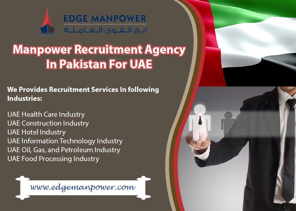 UAE Manpower Recruitment Agency in 2020 Recruitment