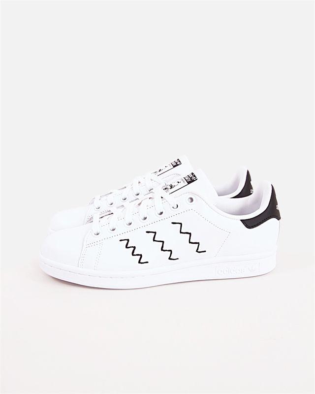 Aq3090 Whiterunning Color Running Stan W Originals Smith Adidas 7xpIf1n