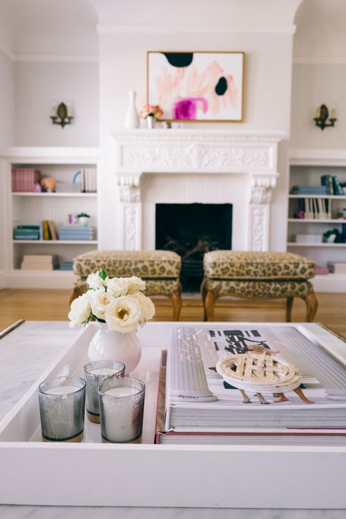 Gal Meets Glam Living Room Reveal Modern Feminine Home Decor With A Vintage Eclectic Twist