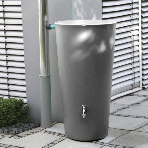 Rainbowl 210 Litres In 2020 Rain Barrel Water Tank