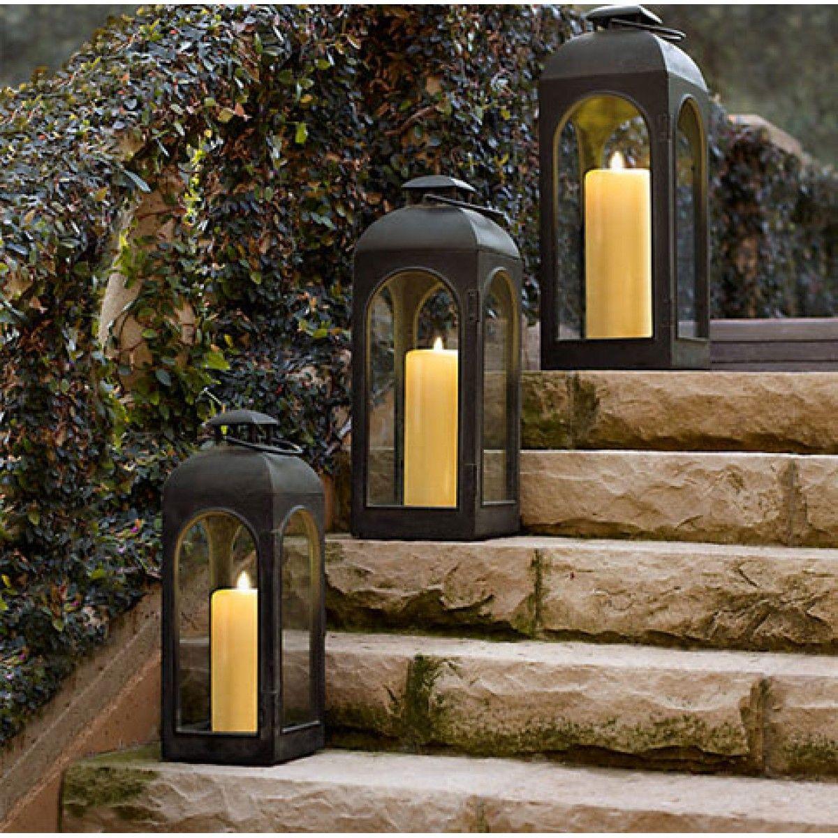 Windlicht groot 116 cm hoog exclusief windlicht groot gemaakt van een zeer zware kwaliteit for Buiten patio model