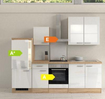 Flex-Well Küchenzeile 270 cm G-270-2205-002 Valero Jetzt bestellen - küchenzeile 240 cm mit geräten
