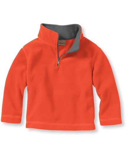 Infant and Toddler Boys' Fitness Fleece, Pullover from L.L.Bean on ...