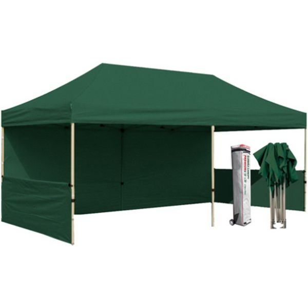 Premium 10 X 20 Craft Show Tent Has 2 Half Walls 1 Back Wall And Gives You A Private Space Portable Structure You Can Tak Party Tent Wedding Tent Party Tent