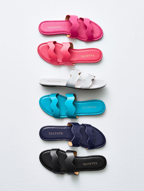 Sadie Wave Slide Sandals In 2018 Footwear Pinterest