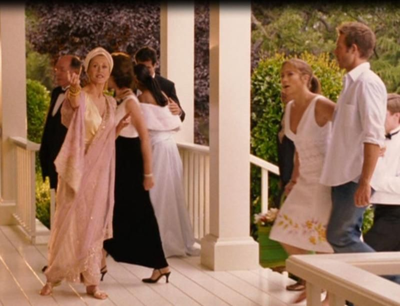 Jane Fonda Monster In Law Gown Current Price 450 Monster In Law Jane Fonda Gowns
