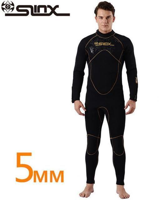 SLINX DISCOVER 1106 5mm Neoprene Men Scuba Diving Suit