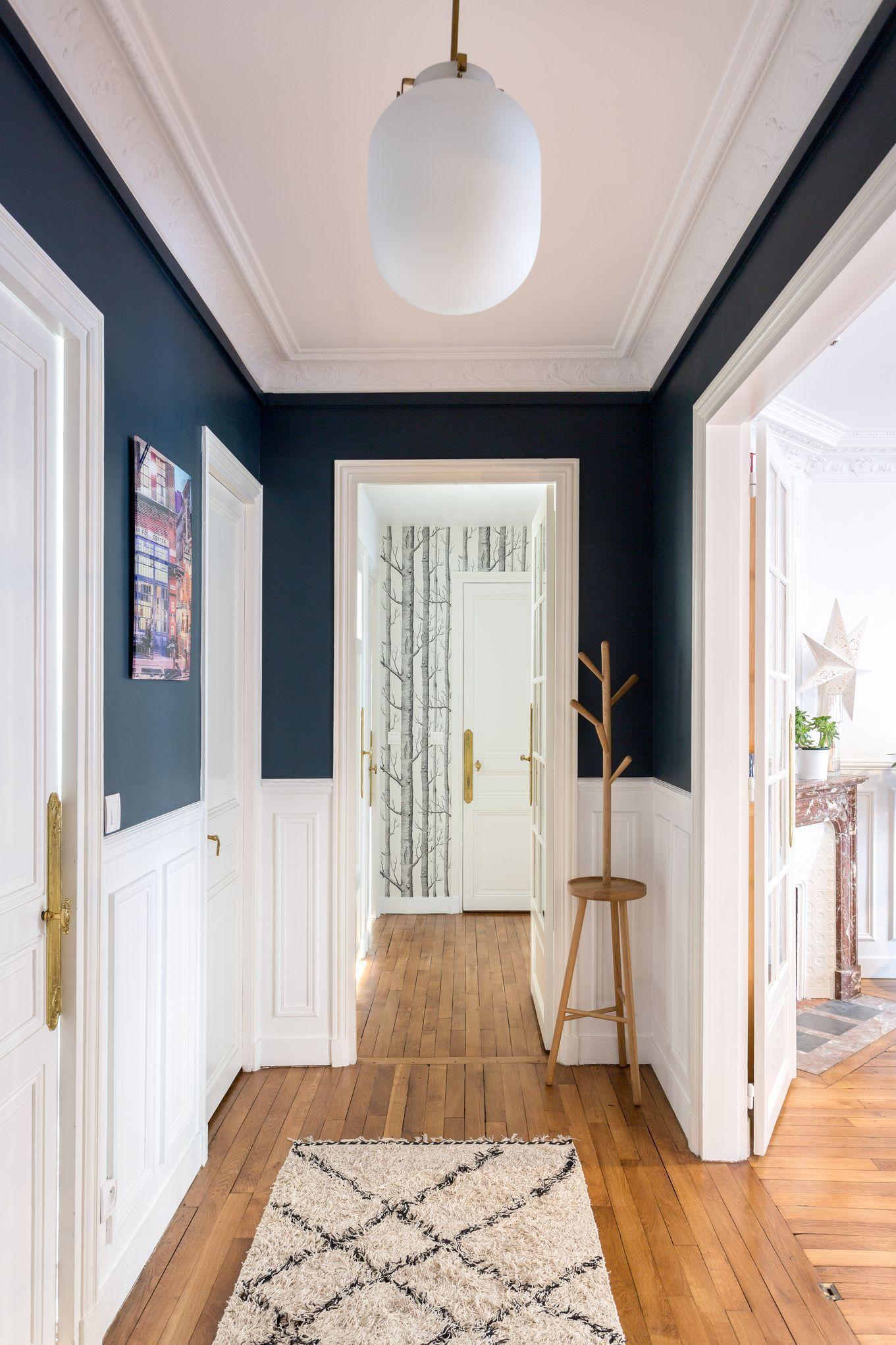 Idée Peinture Couloir Et Entrée peinture couloir : quelle couleur pour plus d'éclat | idée