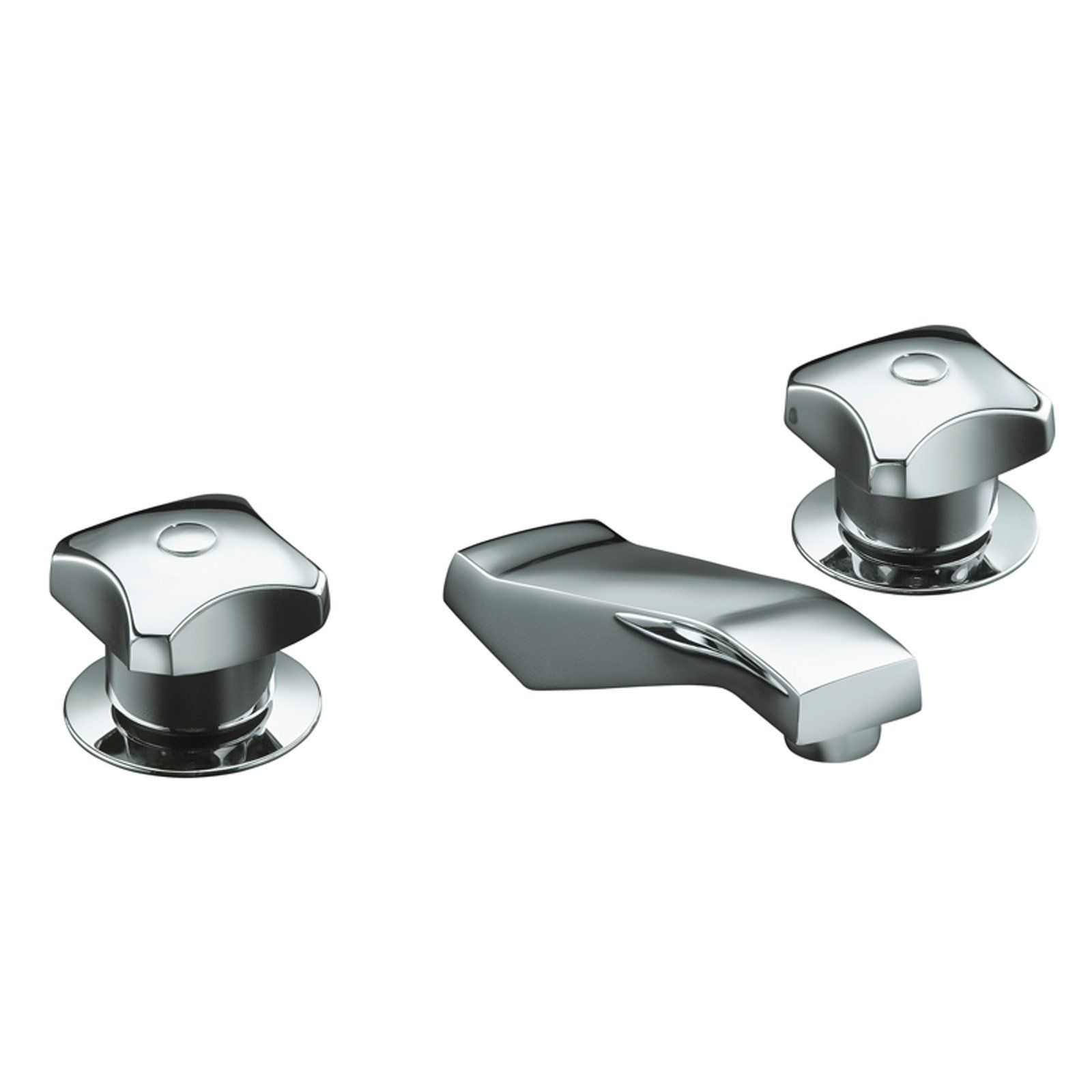 Photo of Kohler Triton K7443-2A Widespread commercial sink tap