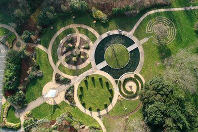 Design Garden Community Park Urban Landscape Landshaftnye Arhitektory Landshaftnye Plany Risunki Landshaft