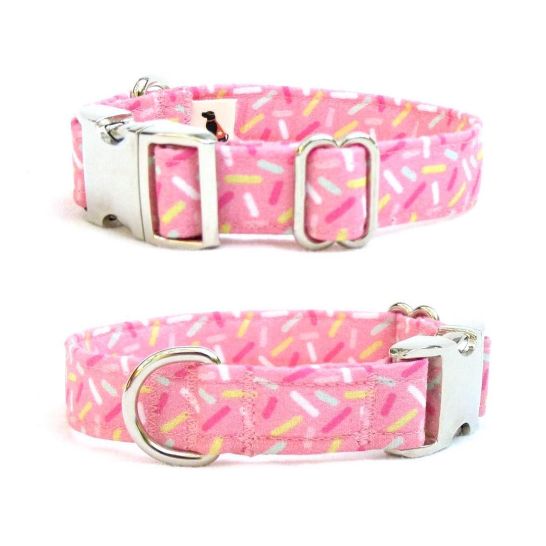 Do you have a party pup? Our pink sprinkles collars and leashes are great for special occasions or any time your pal wants to celebrate!  Pictured: pink sprinkles dog collar  did you know? 15% of your purchase will be donated to Marley's Mutts Dog Rescue To learn more please visit: @marleysmutts marleysmutts.org check out our highlights to meet more amazingly awesome adoptable mutts!  PAWS and PLAY pet shop Etsy link in bio  #handmade #petaccessories #petsupplies #petsofinstagram #petstagram #petsofig #petscorner #catscorner #dogcollar #dogleash #catcollar #catlover #doglover #cats #catsofinstagram #dogs #dogsofinstagram #dogaccessories #etsyshop #pawsandplaypetshop #shopsmall #dogrescue #animalrescue #rescue #savealife #adopt #puppylove #partypup #cupcake   Do you have a party pup? Our pink sprinkles collars and leashes are great for special occasions or any time your pal wants to celebrate!  Pictured: pink sprinkles dog collar  did you know? 15% of your purchase will be donated to Marley's Mutts Dog Rescue To learn more please visit: @marleysmutts marleysmutts.org check out our highlights to meet more amazingly awesome adoptable mutts!  PAWS and PLAY pet shop Etsy link in bio  #handmade #petaccessories #petsupplies #petsofinstagram #petstagram #petsofig #petscorner #catscorner #dogcollar #dogleash #catcollar #catlover #doglover #cats #catsofinstagram #dogs #dogsofinstagram #dogaccessories #etsyshop #pawsandplaypetshop #shopsmall #dogrescue #animalrescue #rescue #savealife #adopt #puppylove #partypup #cupcake pet-accessories dogs animals pets
