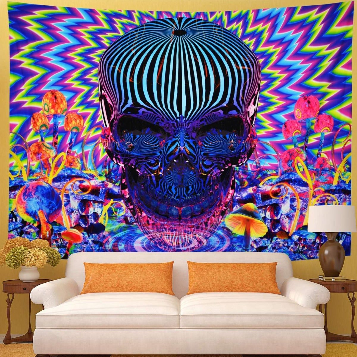 Psychedelic Tapestry Pictures