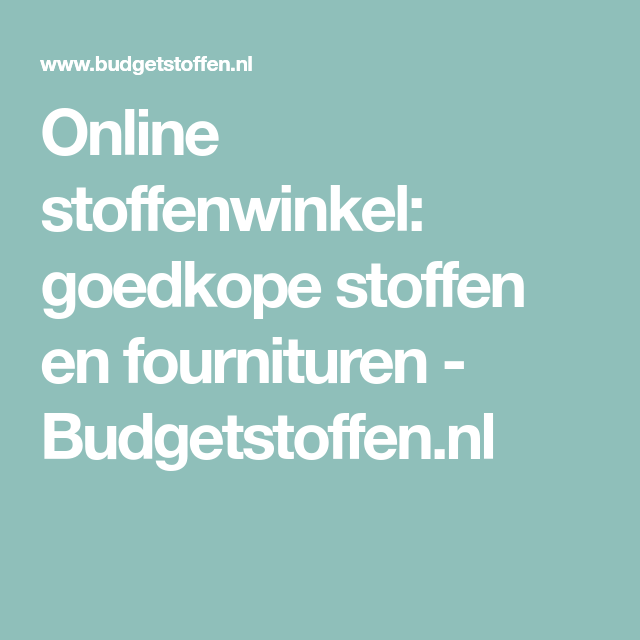 Deelen Stoffen & Gordijnen CB55 | Belbin.Info