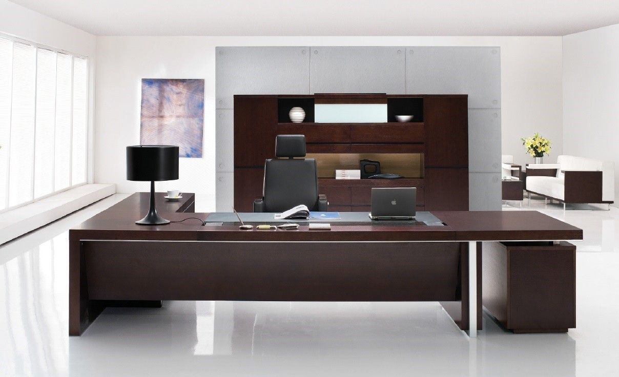 Modern Executive Desks for Sale - Used Home Office Furniture Check ...