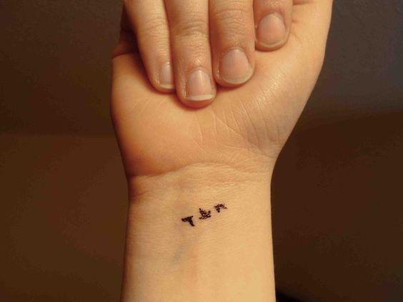17868bff7 Super small tattoo | Tattoos | Little bird tattoos, Bird tattoo ...
