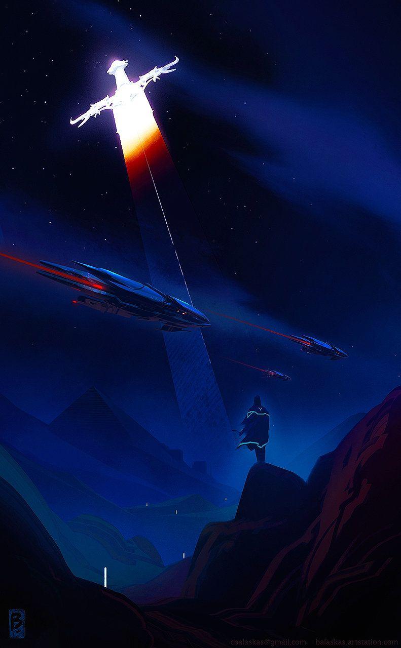 La espada del coloso. Christopher Balaskas.