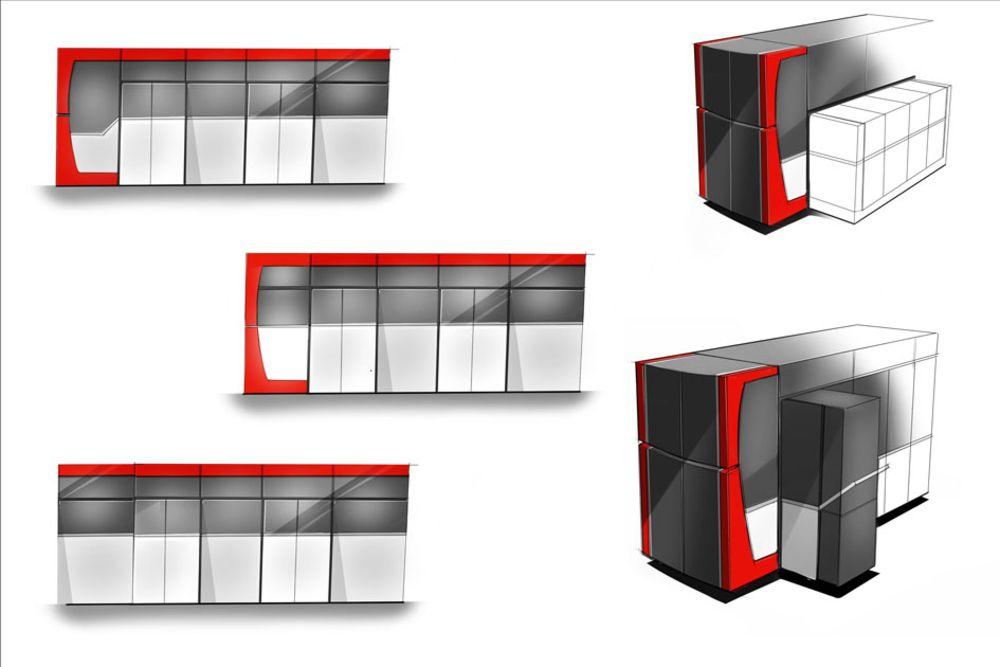 Bystronic Xpert   Machine Design - Housings   Pinterest