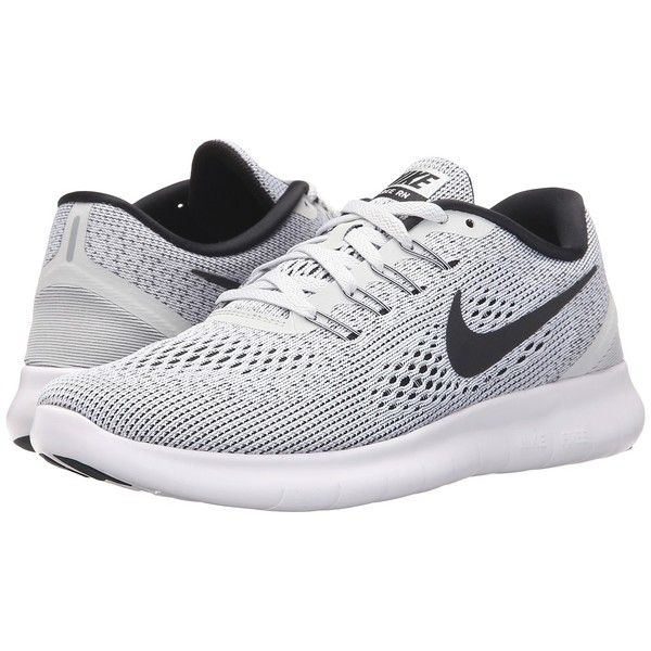 buy online b93a7 04444 Nike Free RN Women s Running Shoes ( 100) ❤ liked on Polyvore featuring  shoes, athletic shoes, flexible running shoes, grip shoes, lightweight shoes,  ...