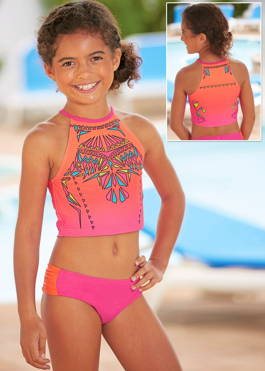 910c69fe3a From CWDkids: Aztec Crop 2-PC Swim Suit | Swimsuits & Beachwear for ...