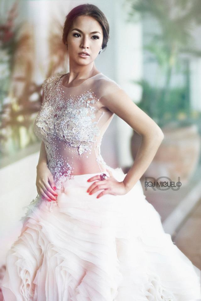 Gown By Jazel Sy Www Jazelsy Photo Roj Miguel