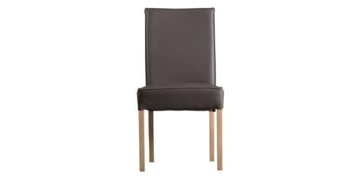 Eetkamer, stoel, eetkamerstoel, hout, RVS, memphis   Meubitrend ...