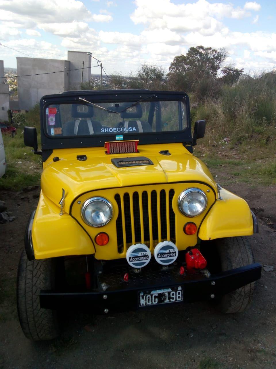 Jeep Ika 4x2 Dos Tubos Gnc En Compra Y Venta Argentina Jeep