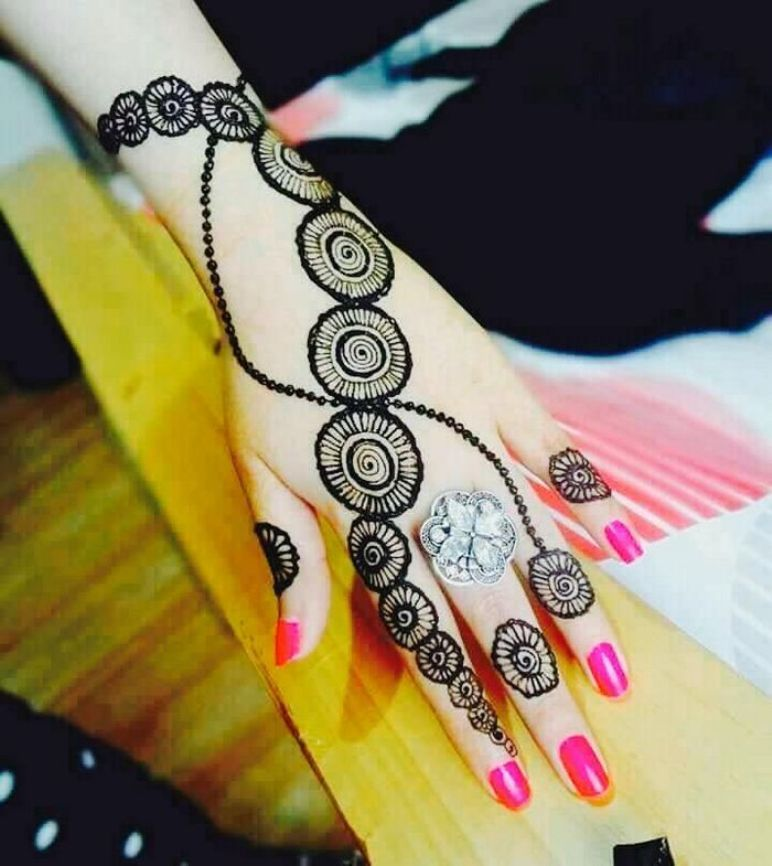 Download Latest Attractive Mehndi Designs Patterns Images
