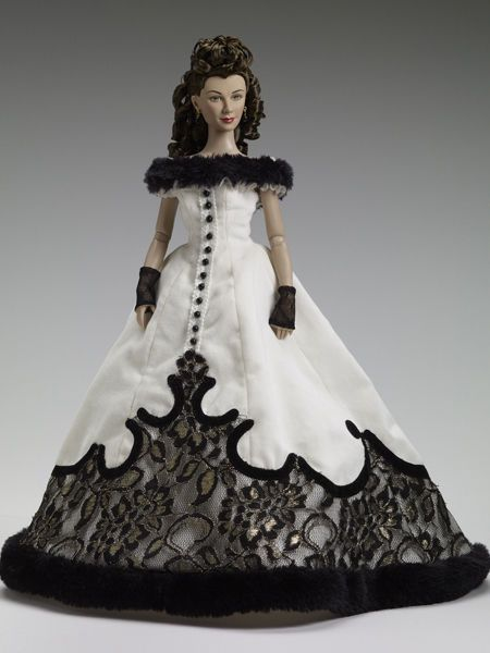 Gone With The WInd Tonner Scarlett O/'Hara BBQ Dressed Doll NRFB In Shipper